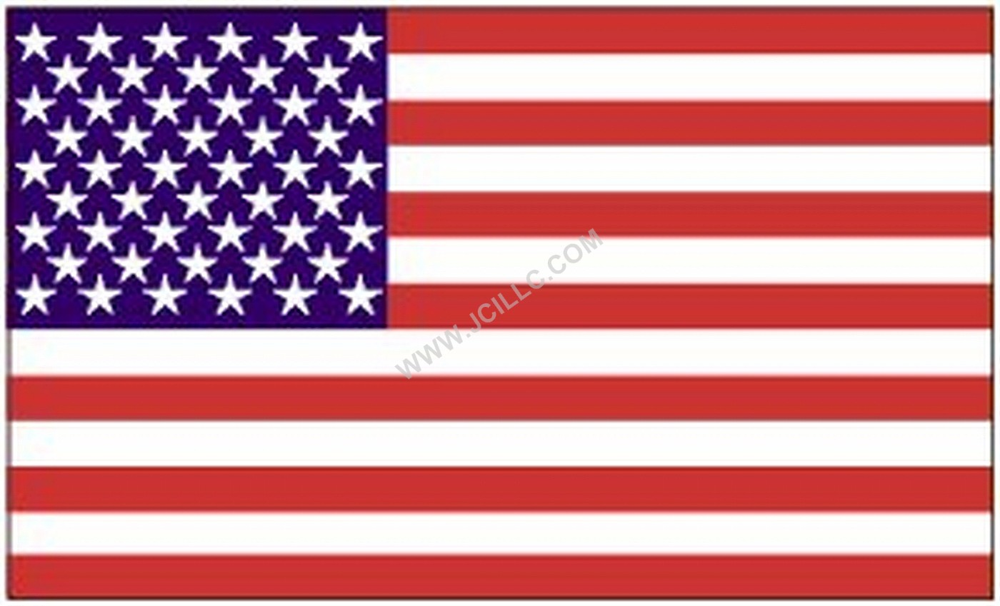 AMERICAN 3X5 FLAG - UNITED STATES