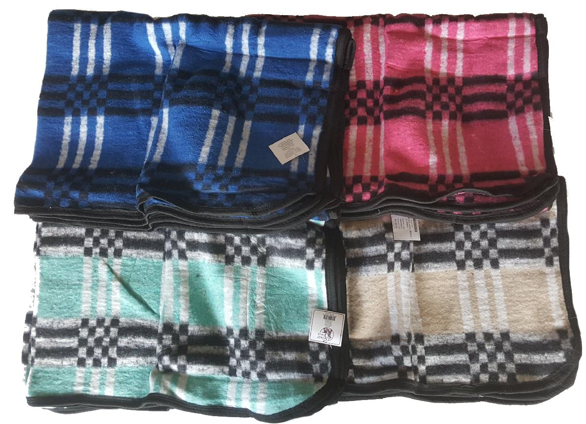 Cherokee Blankets - Brushed to be soft and warm - Woven