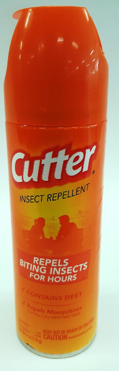 CUTTER INSECT REPELLENT WITH DEET
