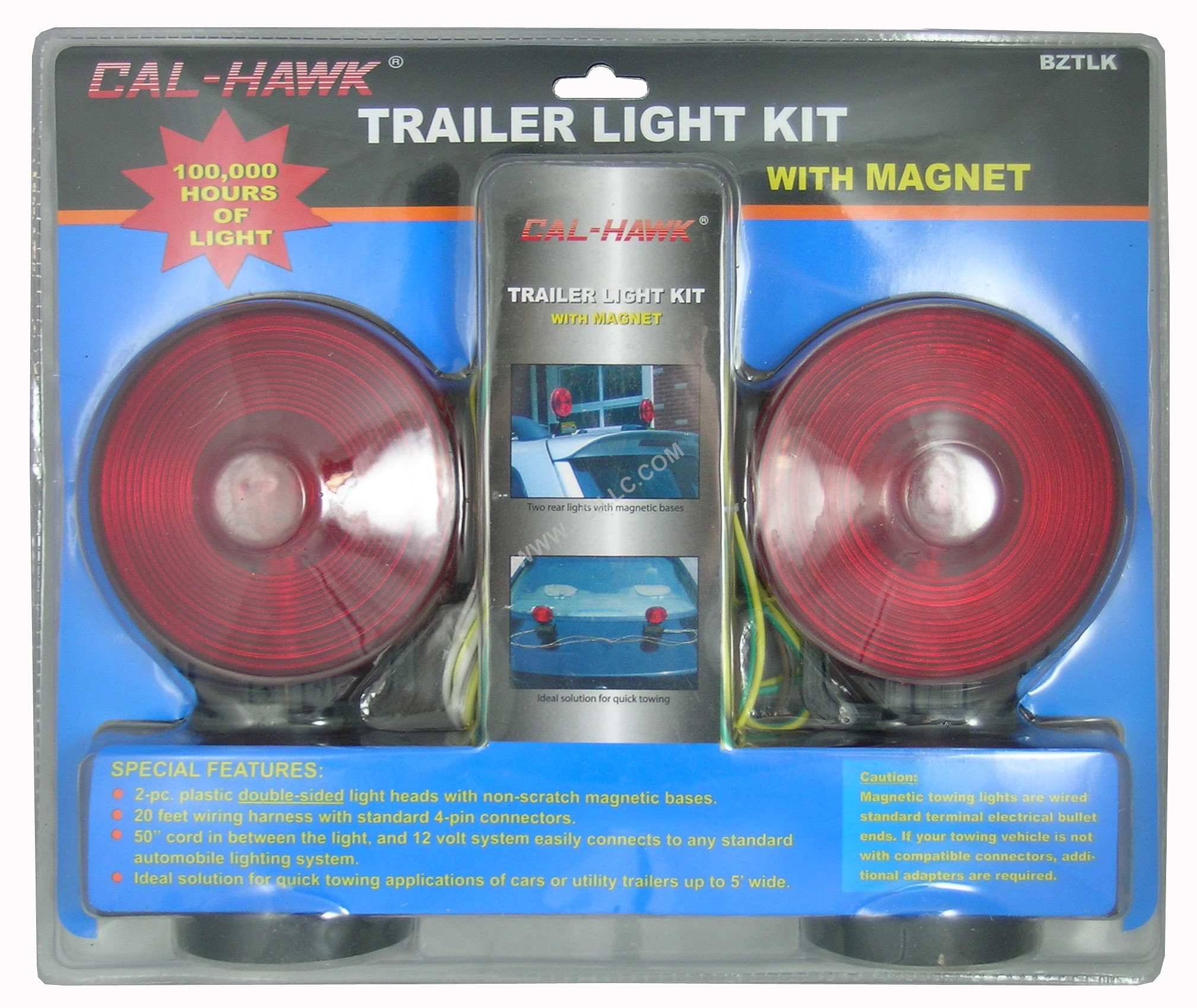 Magnetic Trailer Light Kit Tools Towing Lights Wholesale Utility Wire Harness