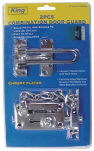 2PK DOOR LOCK KIT