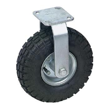 10 INCH PNEUMATIC CASTER WHEEL - RIGID