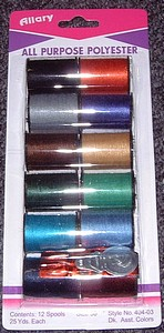 12PK DARK THREAD COMBO PACK