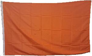 3X5 FLAG - SOLID ORANGE