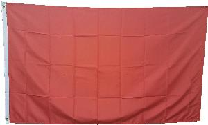 3X5 FLAG - SOLID RED