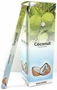 INCENSE 8PK COCONUT