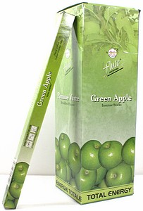 INCENSE 8PK GREEN APPLE