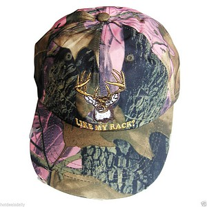 BALL CAP  INCH BIG BUCK IN RUT INCH  CAMO