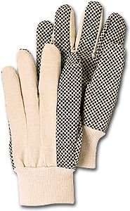 CANVAS DOTTED GLOVE