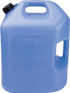6 GALLON WATER CAN (BLUE) - MADE IN USA
