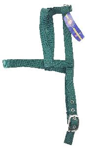 "1"" DOG HARNESS - GREEN"