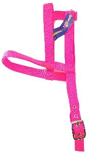 "1"" DOG HARNESS - PINK"