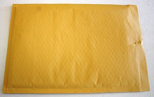 10 1/2 INCH  X 16 INCH  BUBBLE MAILERS