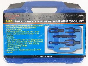 5PC BALL JOINT & PITMAN ARM KIT