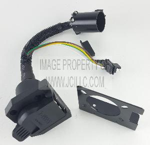 7 & 4 WAY TRAILER WIRE ADAPTER KIT