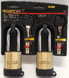 2PK PROFESSIONAL GRADE ALL-WEATHER PADLOCKS