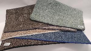 15 X 27 CARPET DOOR MATS - ASSORTED COLORS