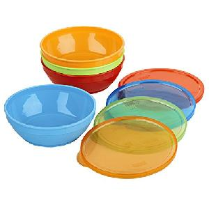 GERBER BUNCH-A-BOWLS 4 BOWLS WITH LIDS