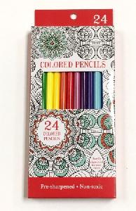 24CT COLORED PENCILS