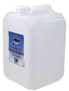4 1/2 GALLON WATER JUG - CLEAR - MADE IN USA