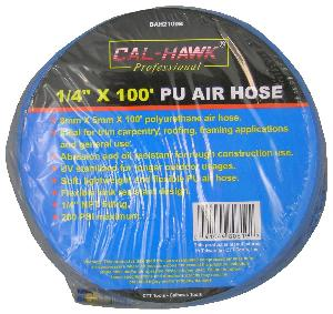 100 FOOT POLYUERETHANE BLUE AIR HOSE