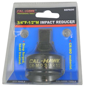 3/4 TO 1/2 CR-MO IMPACT REDUCER