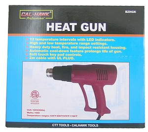 HEAT GUN-PRO-ADJUSTABLE