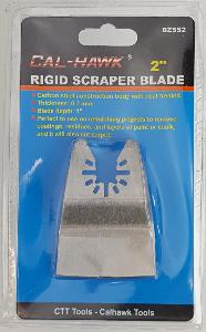 2 INCH RIGID SCRAPER FOR OSCILLATING TOOLS