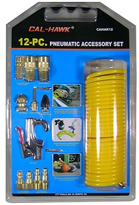 12PC AIR ACCESSORY KIT