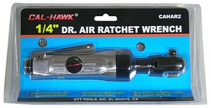 1/4 INCH  AIR RATCHET WRENCH