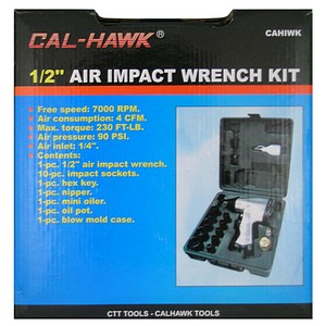 1/2 INCH  AIR IMPACT WRENCH 230FP