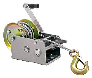 3200 LB BOAT WINCH WITH CABLE
