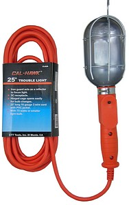25 FOOT  TROUBLE LIGHT