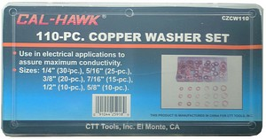 110PC COPPER WASHER SET