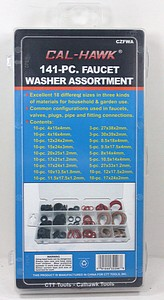 141PC FAUCET WASHER