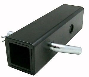2 INCH  TO 1-1/4 INCH  HITCH ADAPTER