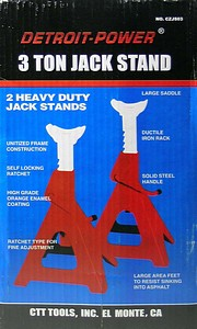 JACK STANDS-3TON-PAIR