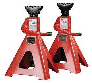 JACK STANDS-12 TON-PAIR