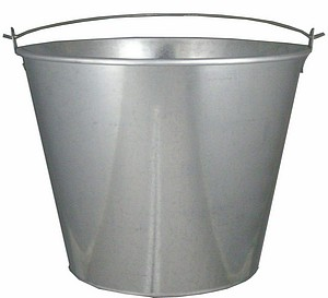 1 GALLON STEEL BUCKET