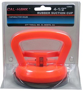 4.5 INCH  RUBBER SUCTION CUP
