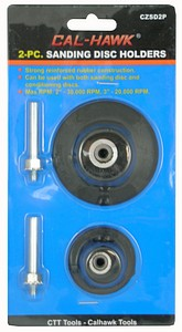 2PC SURFACE SANDING DISC