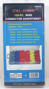 158PC WIRE CONNECTOR