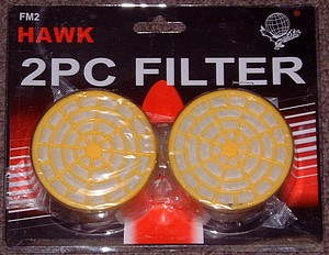 2PC FILTER MASK