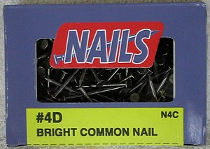 1 1/2 INCH  COMMON NAIL    #120090