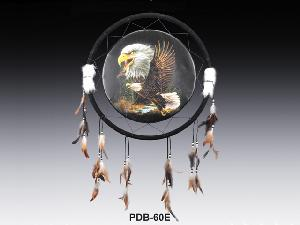 "24"" ROUND EAGLE CATCHER"