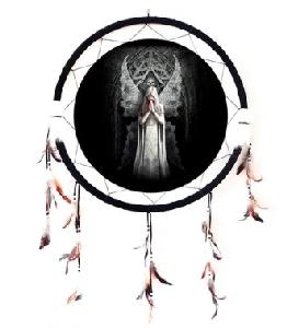 "24"" DREAMCATCHER ONLY LOVE"