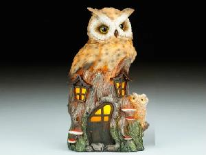 OWL FAMILY NIGHT LIGHT