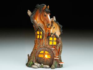 HORSE FAMILY NIGHT LIGHT