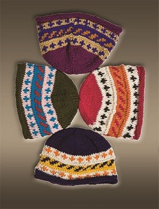 100% WOOL HATS ASST COLORS