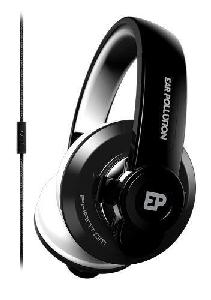 PHANTOM HEADPHONES BLACK